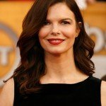 Actress Jeanne Tripplehorn arrives to the 14th Annual Screen Act