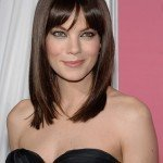 "Actress Michelle Monaghan arrives at the ""Made of Honor"" New Yor"