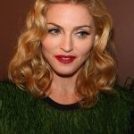 Madonna attends the launch of the Tattoo Heart Collection to Ben