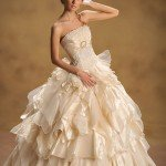 Exclusive wedding dresses 2010