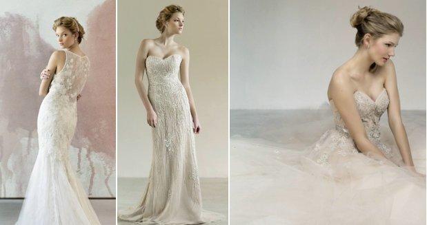 The Latest Liancarlo Wedding Dresses