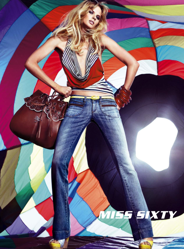 Miss Sixty Spring-Summer 2014 Campaignn
