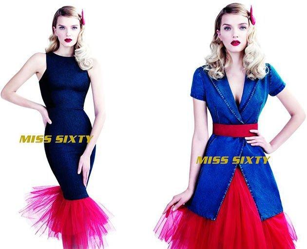 colectia Miss Sixty pentru primavara - vara