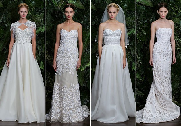 modele romantice de rochii de mireasa9