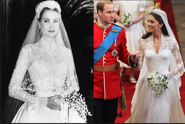 rochii de mireasa iconice din istorie