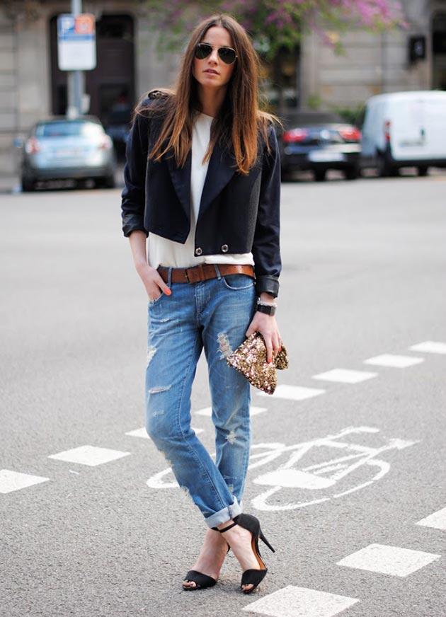 1 - Boyfriend Jeans