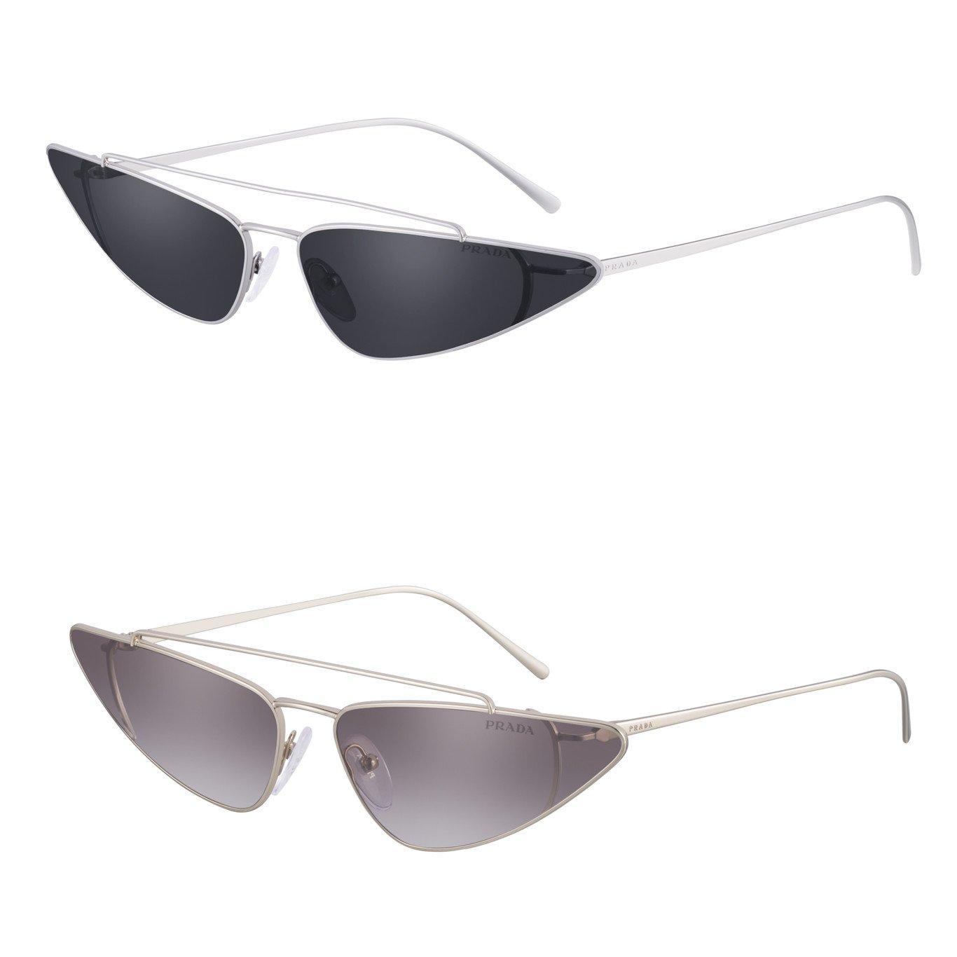 Ochelari de soare cu lentile avangardiste