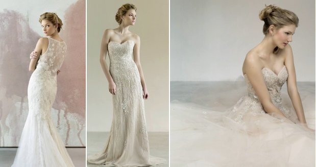 The Latest Liancarlo Wedding Dresses