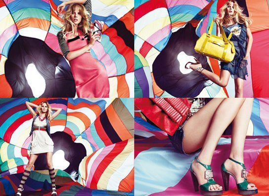 Miss Sixty SpringSummer 2014 Campaign