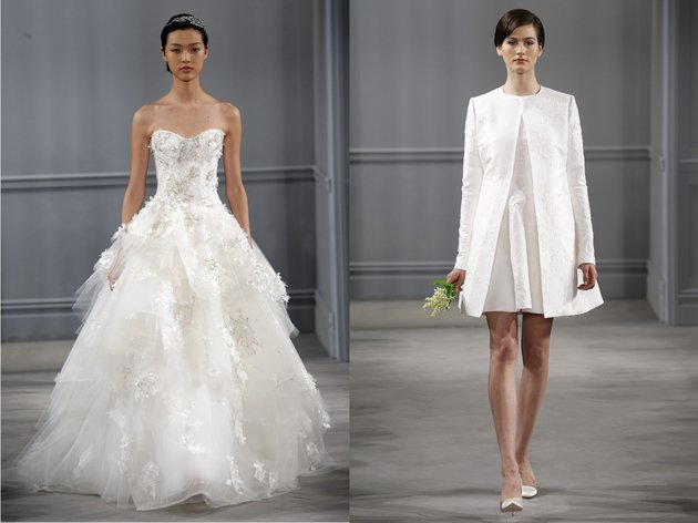 Monique Lhuillier Bridal 2014 Campaign4