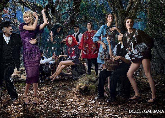 campania Dolce & Gabbana pentru toamna-iarna 2014_1