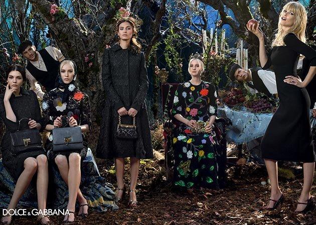 campania Dolce & Gabbana pentru toamna-iarna 2014_2