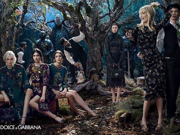 campania Dolce & Gabbana pentru toamna-iarna 2014_3