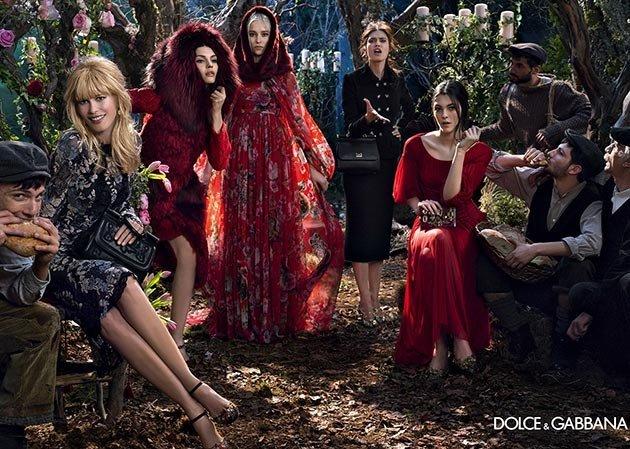 campania Dolce & Gabbana pentru toamna-iarna 2014_4