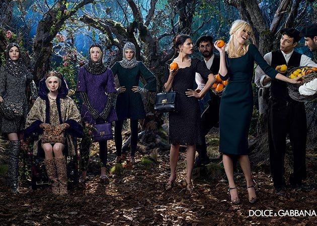 campania Dolce & Gabbana pentru toamna-iarna 2014_5